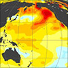 Image of sea surface temperature anomaly